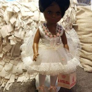 A Royal Doll African American Ballerina Doll